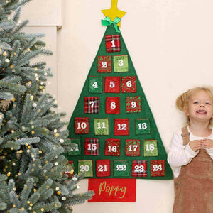 Giant Personalised Christmas Advent Calendar