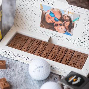 Chocolate Compliment Subscription For Him