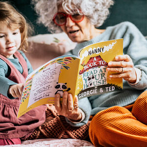 Personalised Story Book For Grandmothers