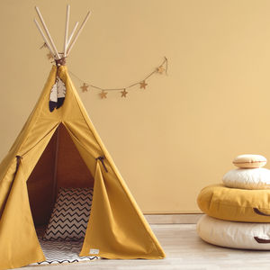 Farniente Yellow Nevada Teepee