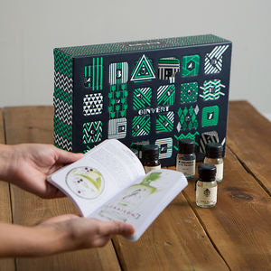 Gin Advent Calendar With Gin Annual And G+T Guide