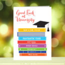 'Good Luck At University' Card