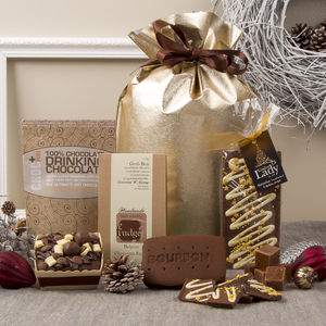 Chocolate Delights Gift Hamper - chocolates & confectionery