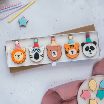Party Animal Biscuit Gift Set