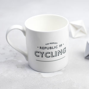 The People's Republic Of Cycling Mug