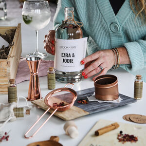 Personalised Make Your Own Gin Kit