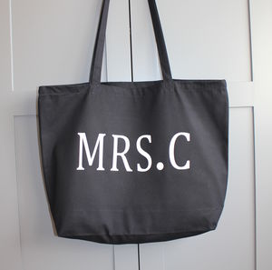 Mrs Shopping Bag