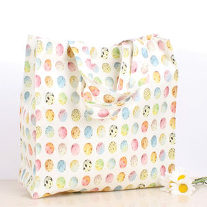 Polka Egg Handy Bag - bags & purses