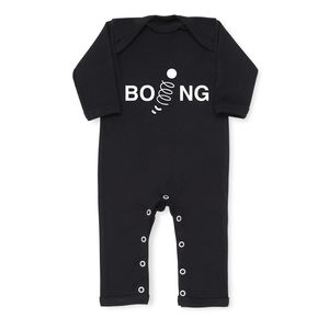 Boing Baby Grow / All In One - babies' nightwear