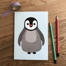 Penguin Notebook