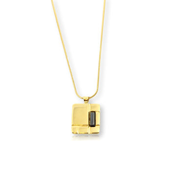 Gold Piet Necklace