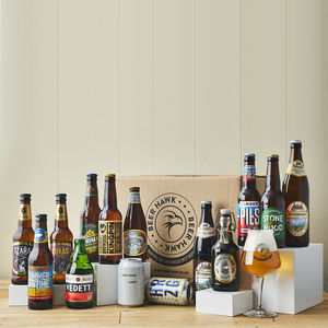 14 Award Winning World Lagers And Tasting Glass - food & drink