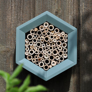 Handcrafted Bee Hotel - brand new sellers