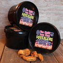 Squealers Pork Scratchings Tub 350g