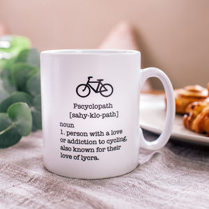 Pscyclopath Dictionary Definition Mug - kitchen