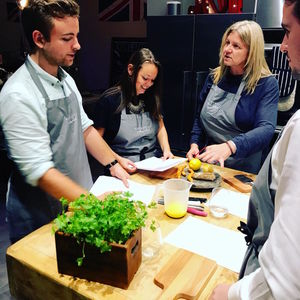 Eating For Health Cookery Class - experiences