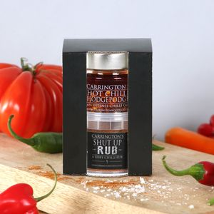 Extremely Hot Chilli Gift Box - sauces & seasonings