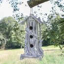 Personalised Eco Friendly Hanging Bird House