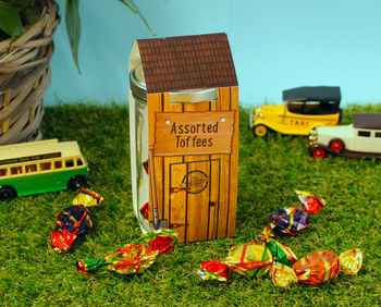 Assorted Toffees Sweet Shed