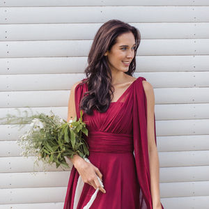 Multiway Convertible Bridesmaid Dress