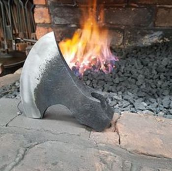 Forge Your Own Axe Head For One