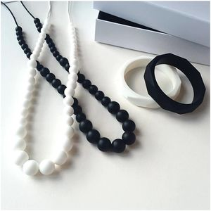 Monochrome Teething Gift Set