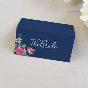 Adela Wedding Name Place Cards - place cards