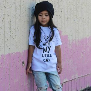 Eye Spy With My Little Eye Personalised T Shirt - t-shirts & tops