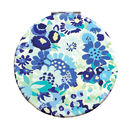 Summertime Blues Compact Mirror