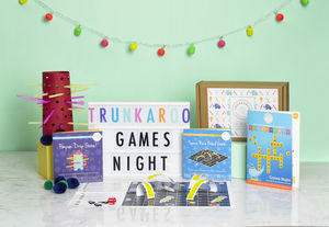 Family Games Night Kit