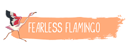 Fearless Flamingo logo