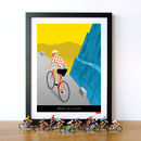 Personalised Bike Art Breakaway