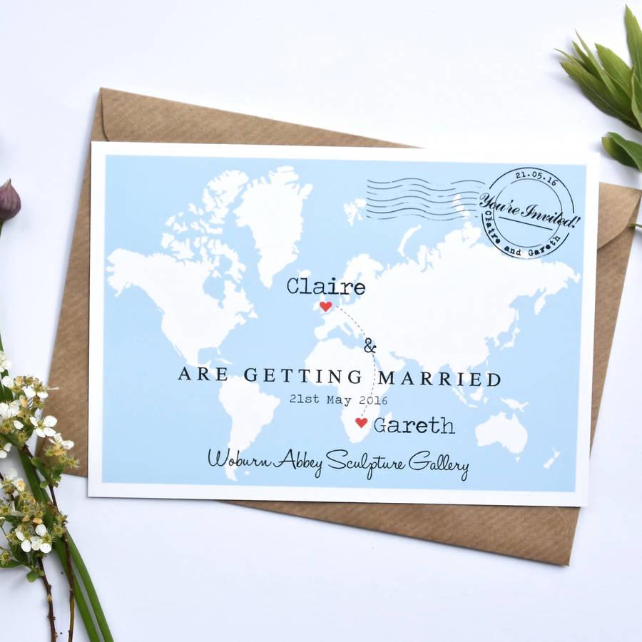 Brides Magazine Wedding Invitation Kits Yaseen For