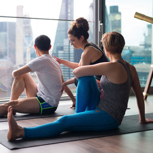 A Personalised Yoga Practise For Two - gifts for her