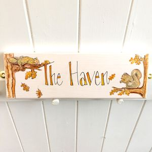 Bespoke House Or Cottage Sign