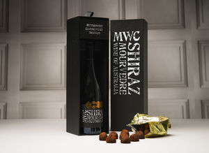 Wine And Truffles Gift - drinks connoisseur