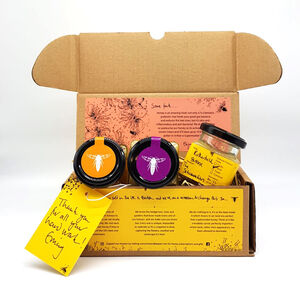 The British Honey Lover's Gift Set