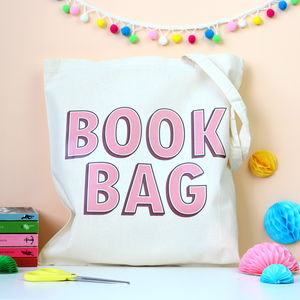 Book Lover's Book Tote Bag