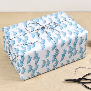 Luxury Cloud Gift Wrap