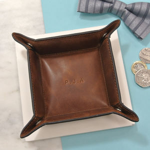 Personalised Vintage Coin Tray - new in fashion