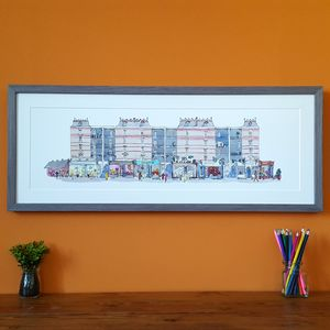 Pimlico High Street Limited Edition Print