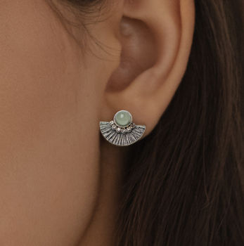Brisé Stud Earrings