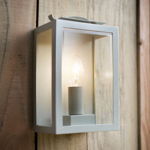 Outdoor Swinbrook Lamp - wall lights