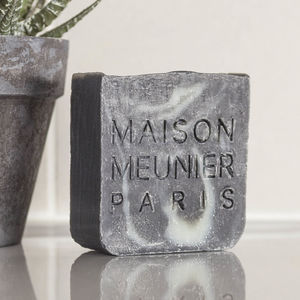 Luxury All Natural Charcoal Cleansing Bar