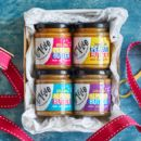 Yumello Almond / Peanut Butter Gift Box 4x170g Jars