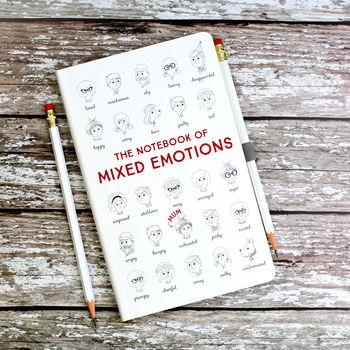 The Notebook Of Mixed Emotion With Personalisation