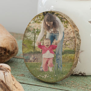 Personalised Favourite Photo Print On Wood