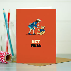 'Get Well' Get Well Soon - get well soon cards
