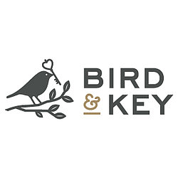 bird and key logo