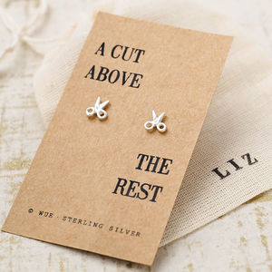 Cut Above The Rest Earrings